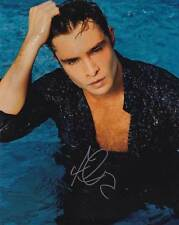 Ed Westwick In-Person AUTHENTIC Autographed Photo COA SHA #99107
