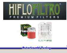 OIL FILTER HIFLO HF132 MOTORRAD SYM Max SYM - 400 cc - years: 2011 - 2013
