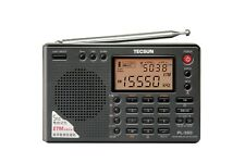 Tecsun PL-380 DSP with ETM PLL World Band Radio ** BLACK **
