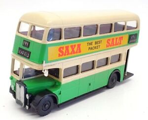 Solido 1/50 Scale Diecast 4404 - AEC Double Decker Bus Green Line R191 Uckfield