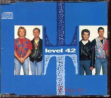 LEVEL 42 - TRACIE - CD MAXI [2814]