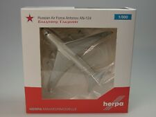 HERPA WINGS Russian Air Force Antonov an-124 - 530095 - 1:500