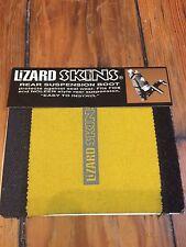 Yellow Lizard Skins Rear Suspension Boot-Fits Fox & Noleen-MTB-Mountain Bike