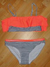 schöner Bikini herausnehmbare Polster    Gr  146 / 152  B-Ware ..1 Träger lose