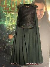 Hot Toys Thor Ragnarok Loki MMS472 Body Armour & Cape loose 1/6th scale