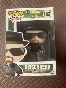 Funko Pop! Vinyl - Heisenberg #162 - Breaking Bad - Rare & Vaulted