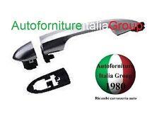 MANIGLIA PORTA ANTERIORE DX EST CROMATA ALFA ROMEO MITO 08> 3P 2008>