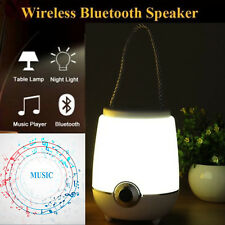 Portable LED Baby Kids Table bedside Lamp Stereo Wireless Bluetooth SPEAKER ST1W