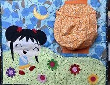 Ni Hao Kai-Lan Handmade Pajama Bag Holder