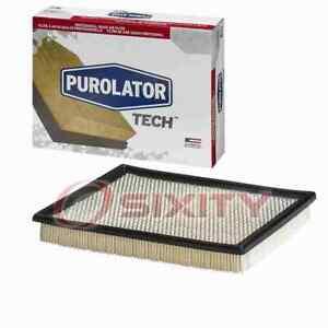 Purolator TECH Air Filter for 2004-2010 Infiniti QX56 5.6L V8 Intake Inlet xd