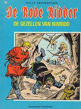 RODE RIDDER 103 - DE GEZELLEN VAN NIMROD