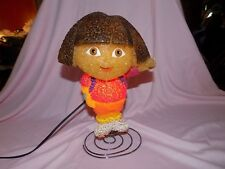 Dora The Explorer 2006 Lamp / Night Light! Very Cute! Great Collectible!