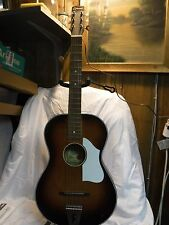 Vintage Egmond Acoustic Six String Guitar. Made In Holland
