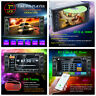 7'' HD Auto Car Audio Stereo Multimedia DVD Player Bluetooth MP5 FM AUX TF Card