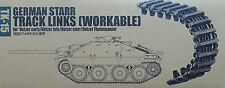 TRUMPETER® 02045 Workable Track Links for WWII German Hetzer Tank in 1:35