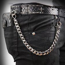 "Guntwo Mens Korean Fashion Jewelry Biker 15"" Compact Jean Wallet Chain C3343 US"