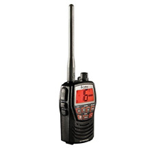 Cobra Electronics MRHH125 Compact Waterproof Marine Handheld VHF Radio