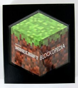 Minecraft Blockopedia: An Official Minecraft Book from Mojang (Hardcover, 2014)