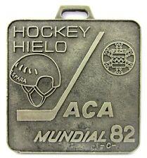 1982 Jaca,Spain Ice Hockey World Championship Grup C Original Participant medal