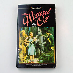 THE WONDERFUL WIZARD OF OZ by L. Frank Baum (1984, Paperback)