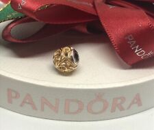 PANDORA Silver & Gold Essence Collection Creativity Charm 796050 ALE Authentic