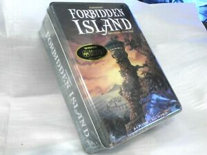Gamewright Forbidden Island Board Game Missing parts
