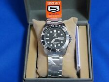 Seiko 5 Five Sports SNZF17JC Automatic Day Date International Model
