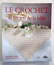 Magazine Le crochet et les arts de la table /ZA2