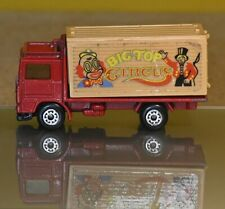 LOOSE DIECAST MATCHBOX 1961 VOLVO CONTAINER TRUCK