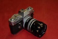 Canon Pellix SLR Camera, Macro Canon Lens FL 50mm 1:3.5 & Life Size Adapter