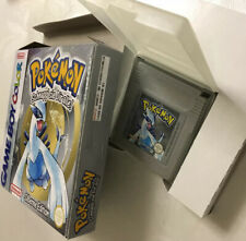 Pokémon Silberne Edition Game Boy Spiel