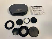 Canon Multi-Conversion Lens Kit 46 70mm