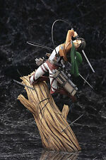 Levi Ackerman with tree Attack On Titan 1/8 Unpainted figure Model Resin Kit