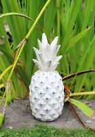 Outdoor Indoor Garden Ornament Stone  Pineapple Finials Decorative Stone