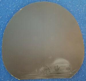 Der Materialspezialist Spinparasite Sp. / schwarz / 1.0mm / Tischtennis Glanti