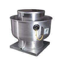 Captiveaire Du30hfa 25hp1ph Kitchen Centrifugal Upblast Directdrive Exhaust Fan