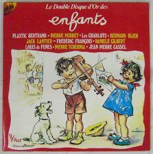 Germaine Bouret Disque 33 tours Le double disque d'or des enfants.