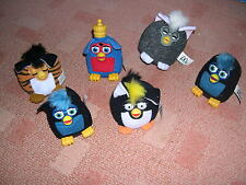 COLLECTION PELUCHE FURBY MAC DO DONALD HAPPY MEAL