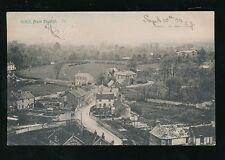 Somerset Weston-super-Mare UPHILL from Church Used 1904 PPC Ozograph Co Bristol