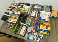 Vintage 80-90s PC Computer Manual Catalog Guide Data Book Lot MS Dos IBM Windows