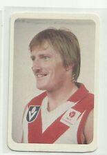 AFL 1981 ARDMONA SOUTH MELBOURNE PETER MORRISON #35 CARD