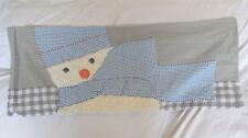Pottery Barn Kids Snowman Holiday Winter Lumbar Pillow Sham Nwot Nla