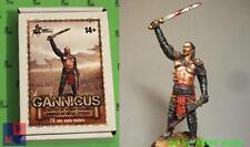 "1/24.""Gannicus"", white metal figure kit, by ""Art Miniatures"""