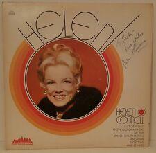 """Helen O' Connel - Helen O' (Various Recordings) 12"""" Vinyl Record 2020 (38141)"""
