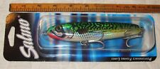 Salmo Sweeper 14 SX Tail Wing Lure 5 1/2 in 2 1/5 oz  Striped Bass Blues Dive 3F