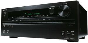Onkyo TX-NR515  7.2A/V Receiver 4k HDMI Internet Radio USB OSD Tuner AM/FM