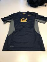 Team Issued California Cal Bears Baseball Dri-Fit Shirt Jersey Size Small #14