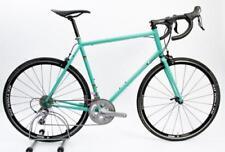 Steel Frame Unisex Adult Road Bike-Racing Bikes