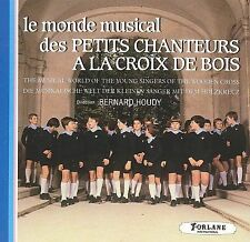 Petits Chanteurs a La Croix De, Le Monde Musical Des Petits Chanteu, Excellent I