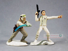 Hasbro Star Wars 1:32 Figure Empire Strikes Back Luke Skywalker Princess Leia